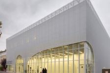 Auditorium de Bondy et école de chant choral - Parc Architectes - Lauréat 2012