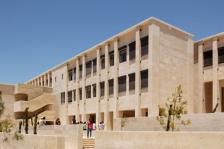 Lycée français d'Amman en Jordanie, AW² architectes - Palmarès du Grand prix AFEX 2014