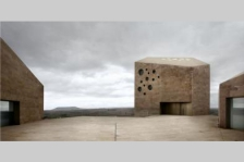 Photo: Grand Prix Barbara Cappochin 2011 - Headquarters of the Ribera de Duero Council, Spain - F. Barozzi architect ©Mariela Apollonio