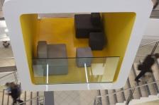 Institut de Formation des Professionnels de la Santé d'Avignon - restructuration par NBJ Architectes ©photoarchitecture (source : Archicontemporaine.org)