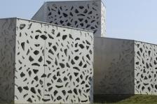 Musée d'art moderne à Lille, Maunelle Gautrand arch.