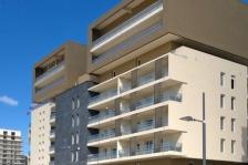 Résidence Sidney Bechet, logements collectifs à Montpellier, CARDIN GABRIEL Architectes Associés