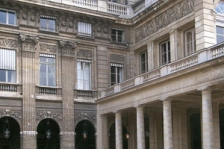 Palais Royal, ministère de la Culture