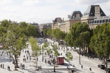 Place de la République, Paris. TVK architectes. (photo C. Guillaume. source : Archicontemporaine.org)