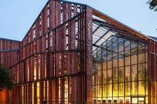 Ingarden et Ewy Architectes, pour le jardin des arts de Malopolska, à Cracovie, Pologne