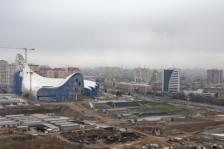 Image: Heydar Aliyev Cultural Centre, Baku ©Zaha Hadid Architects