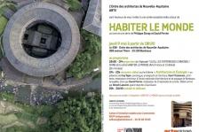 Habiter le Monde - Les Tulou - Forteresses chinoises - invitation