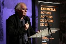 Jean-Michel Daquin Président du CROAIF