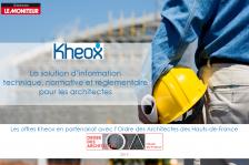 Partenariat Kheox CROA Hauts-de-France