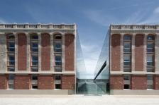 La Halle-aux-sucres de Dunkerque (Nord) © Pierre-Louis Faloci Architecte