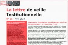 lettre-veille avril 2020