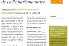 lettre veille parlementaire octobre 2015