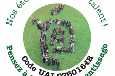 Logo taxe d'apprentissage ENSA Normandie