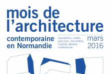 visuel-Mars, mois de l'architecture contemporaine en Normandie