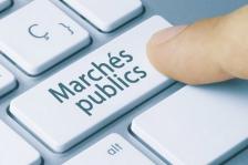 clavier marchés publics