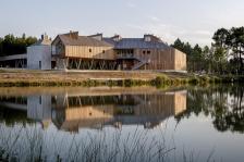 Mysterra - Parc des labyrinthes et Maison d'Accueil à Montendre (17)