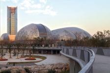 Opéra de Jinan, Chine, Paul Andreu architecte, Thomas Richez architecte associé. Prix Spécial du Jury du Grand Prix AFEX 2014