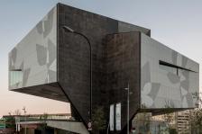 Musée, Auditorium et Centre Culturel 'Caixaforum' à Saragosse (Espagne)