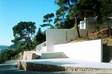 Extension du cimetière Saint-Pancrace de Roquebrune-Cap Martin