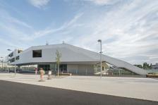 Ecole fédérale d'Aspern, Vienna - Austria  Fasch&Fuchs.Architekten