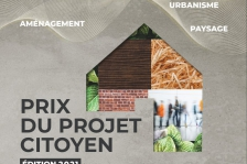 affiche Prix du Projet Citoyen UNSFA 2021