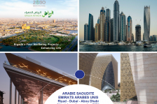 French Architecture Tour – Emirats arabes unis & Arabie Saoudite