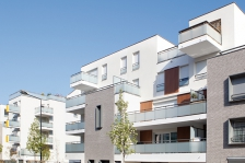 64 logements en accession, îlot 7B, Saint-Denis (93)- Guy Vaughan, architecte