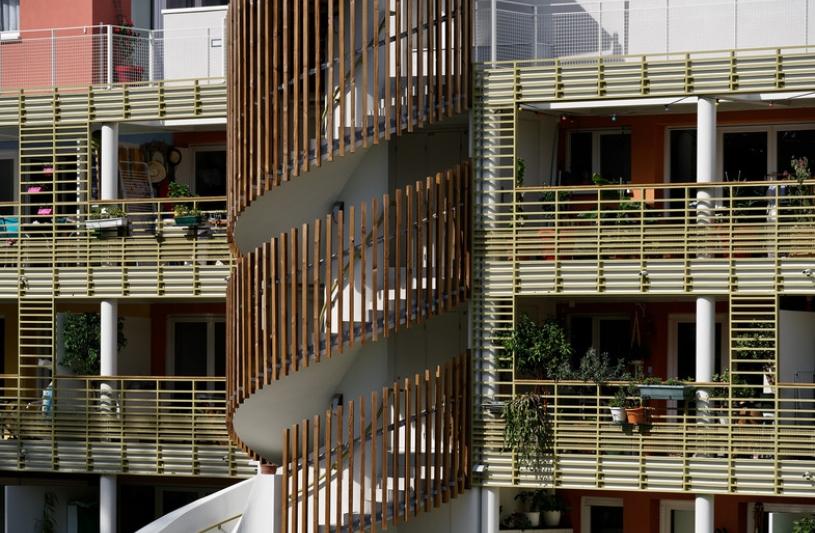 TERRA ARTE - 46 logements collectifs en Habitat Participatif