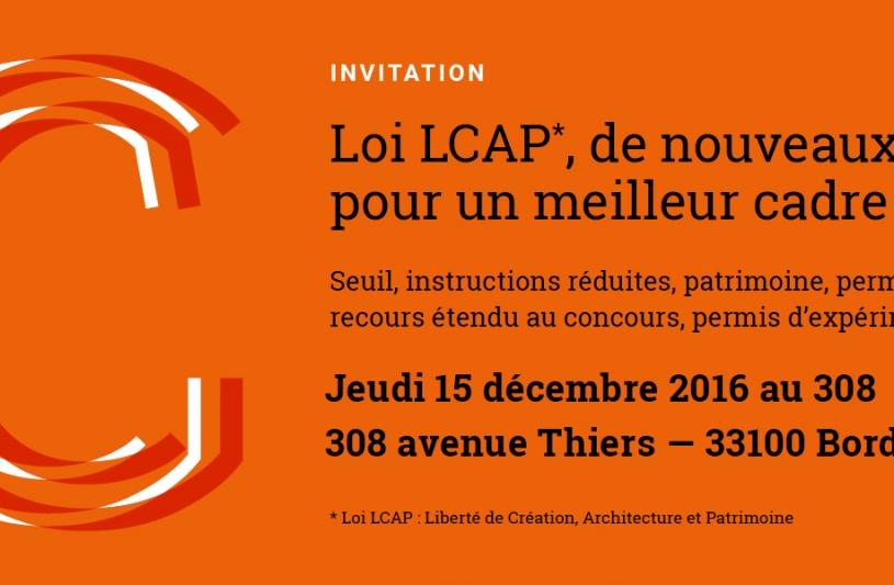 LOI CAP