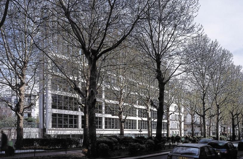 Bureaux, Paris 14ème, Christian Hauvette architecte