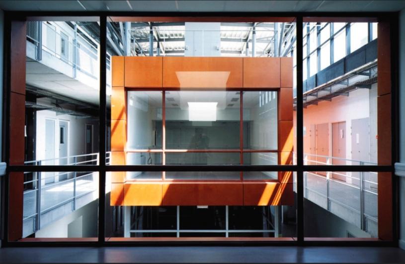 Ecole supérieure d'ingénieurs en systèmes avancés Rhône-Alpes, Valence, Lipsky+Rollet arch.