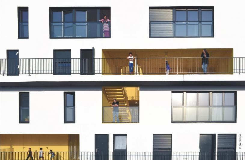 Machu pichu - logement