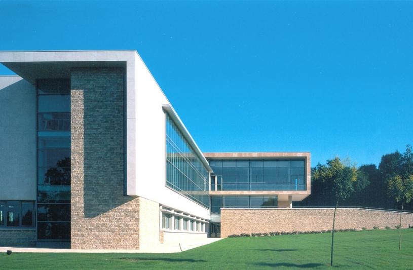 Bureaux d'une mutuelle à Niort - Lancereau-Meyniel arch.