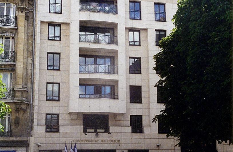 Résidence de l'Hôtel de Ville