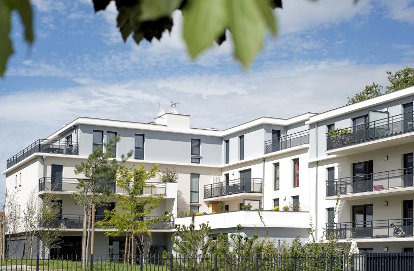 Carré Grouchy - Construction de 59 logements THPE et 4 locaux commerciaux - Photo Balao - XXL Atelier