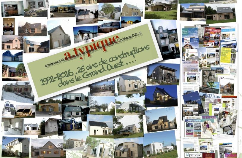 patrice BIDEAU architecte, maisons bois, maisons bioclimatiques, architecture organique, architecte morbihan, architecte bretagne, maison écologique, matériaux bio sourcés
