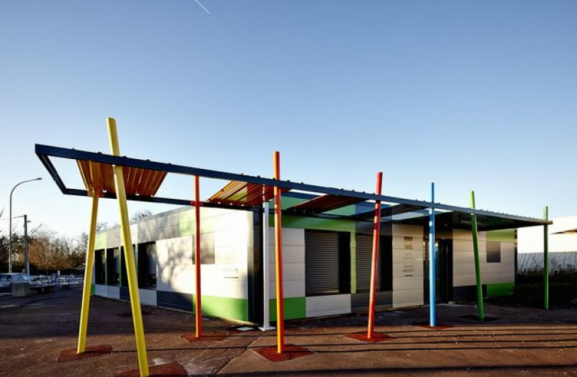 Réhabilitation de la Maison Municipale de Magonty, Pessac