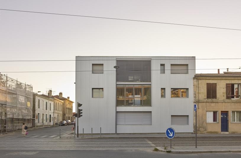 TIREPOIS - Façade, Rue Achard