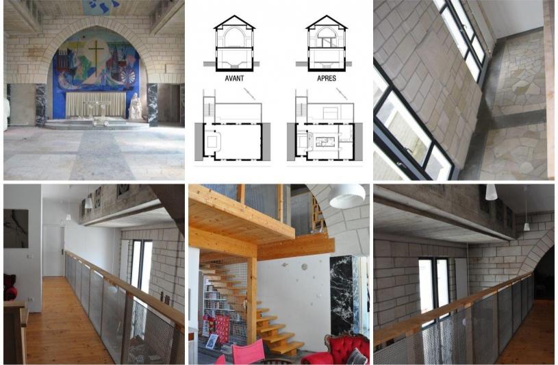mise en valeur, additions douces et respectueuses pour un logement chaleureux et ouvert