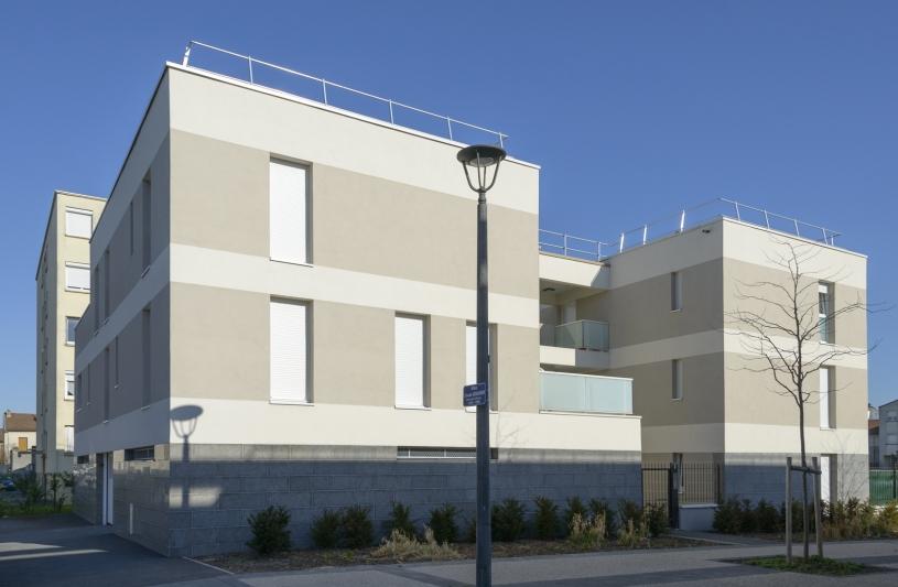 Construction de 18 logements répartis sur deux parcelles de 1000 m² et 470 m².