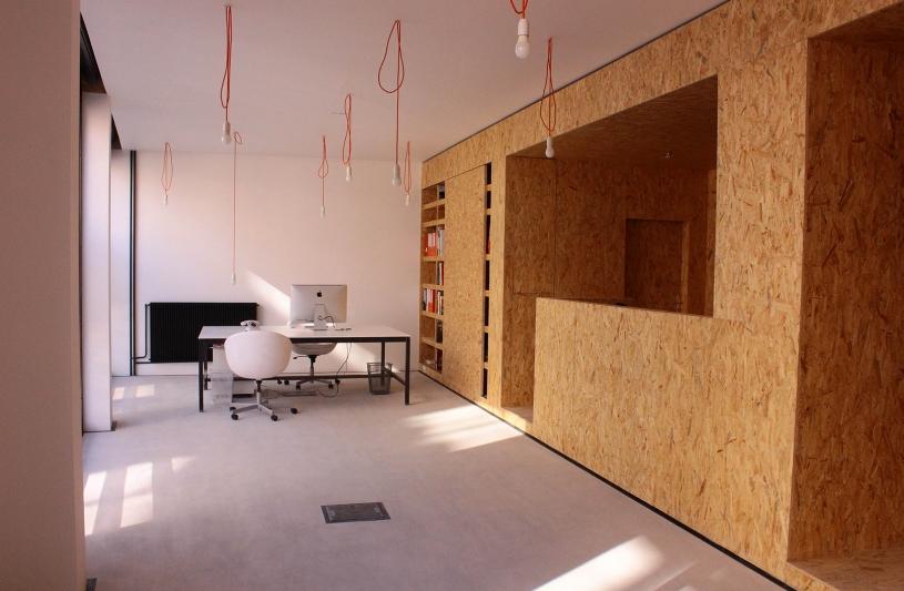 Espace de services en OSB / Espace d'atelier de travail