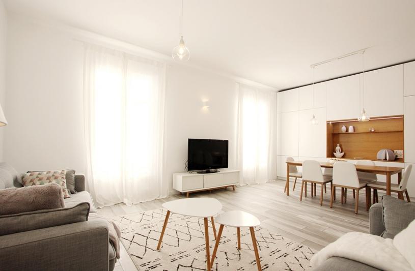 Appartement Fondère _ Séjour
