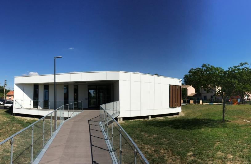 Monier jarrot architectes labarthe sur l ze haute for Ordre des architectes centre