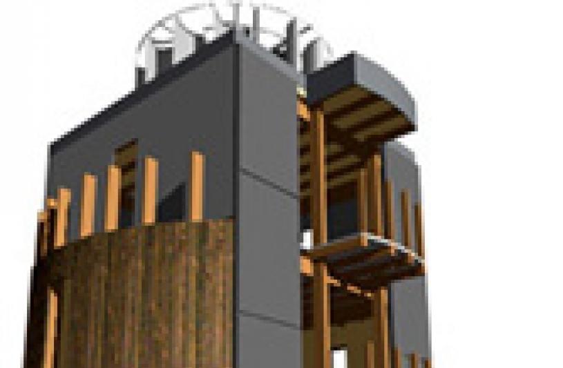 Atelier architecture et ecoexpertise houpert sylvain 49 for Architecte maine et loire