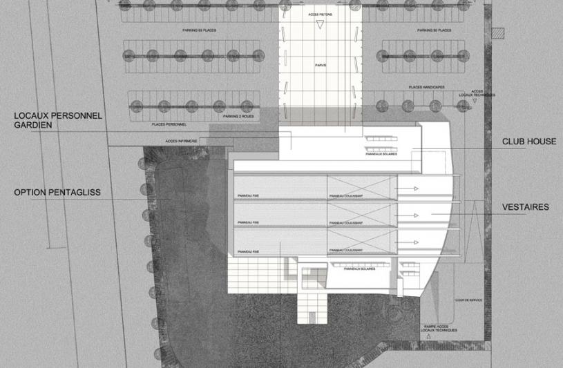 Maucourt architecte ordre des architectes - Cuisine centrale venissieux ...