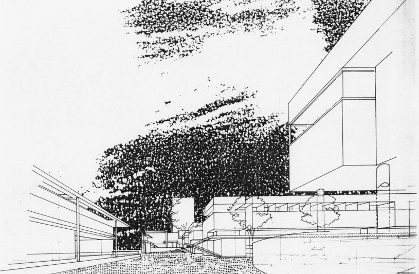 Référence à la structure urbaine Jardin des Tuileries-Rue de Rivoli-Quais de Seine.