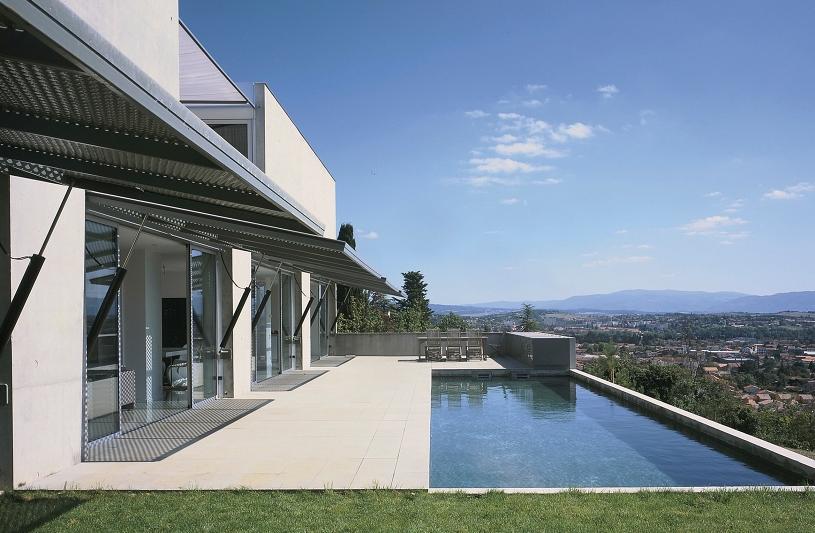 Maison à Castres, Puig Pujol Architecture (© Philippe Ruault) Photos