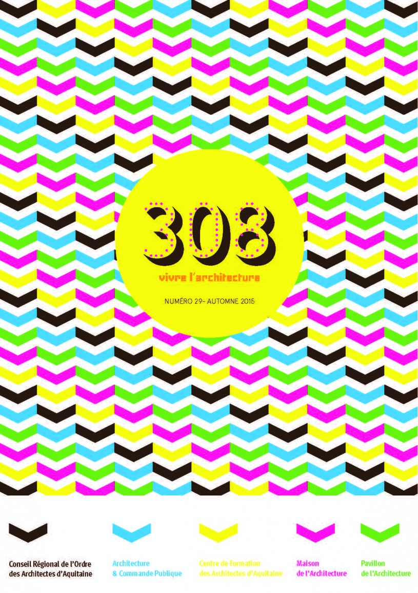 Journal 308 #29 couverture