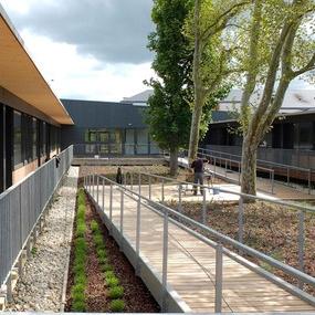EHPAD de Thiéblemont, Marne, Jean-Philippe THOMAS Architectes