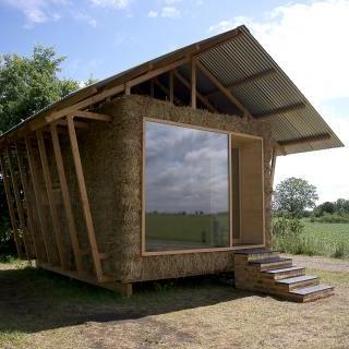 """""""LE NID"""", pavillon d'exposition à Muttersholtz (67) - STUDIO 1984 arch. lauréat 2014"""